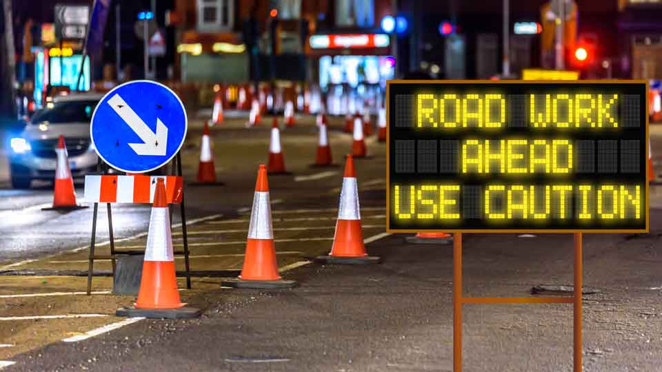connectivity and m2m solutions for traffic message signs